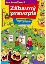 Zábavný pravopis - Luštění s procvičováním párových souhlásek a vyjmenovaných slov