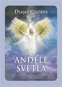 Andělé světla - 52 andělských karet a praktický stojánek