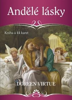 Andělé lásky - Kniha a 44 karet