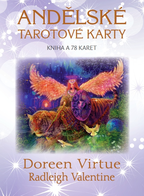 Andělské tarotové karty - kniha a 78 karet