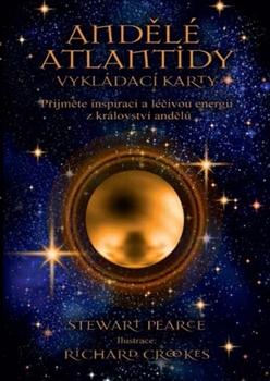 Andělé Atlantidy - kniha a 44 karet