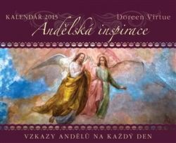 Andělská inspirace - stolní kalendář 2015