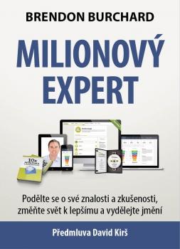Milionový expert - Podělte se o své znalosti a zkušenosti, změňte svět k lepšímu a vydělejte jmění