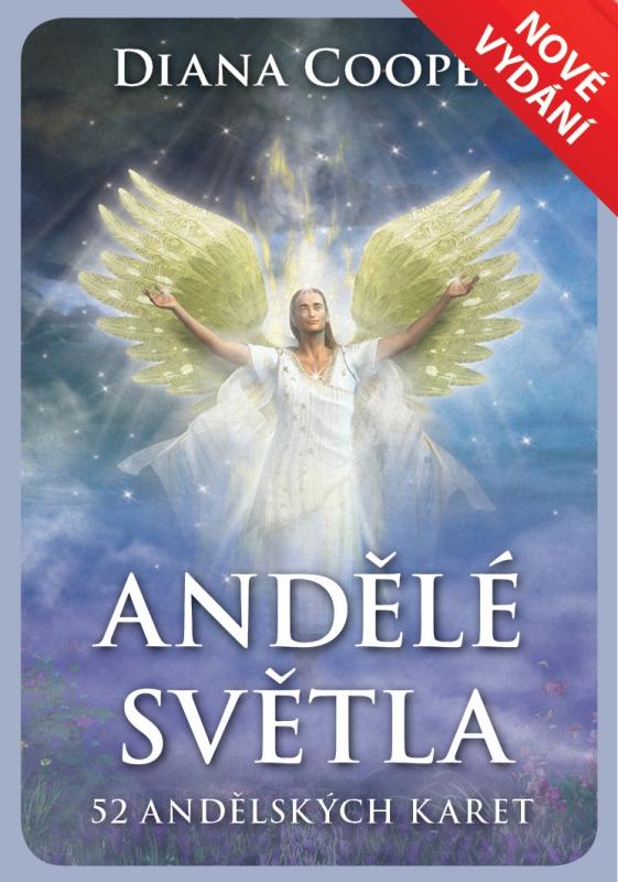 Andělé světla - 52 andělských karet