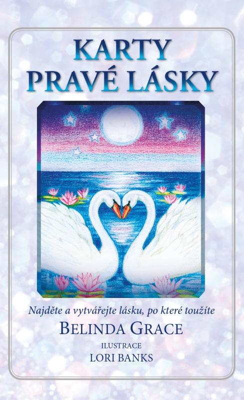 Karty pravé lásky - Kniha a 36 karet