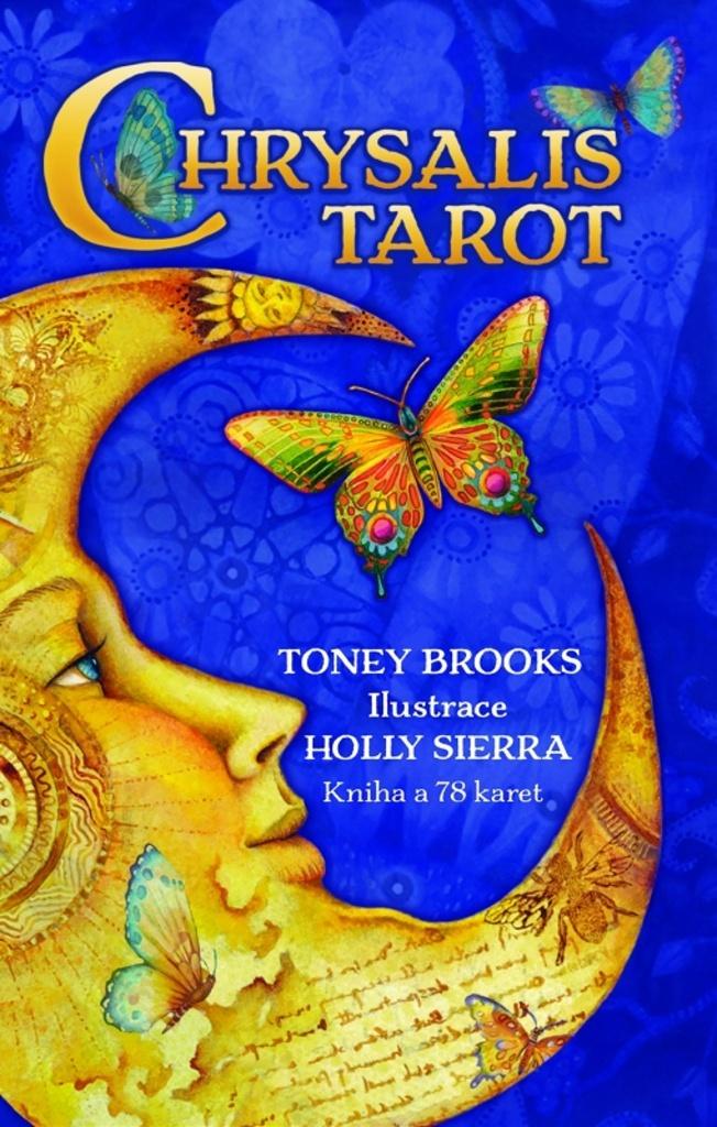 Chrysalis Tarot (Kniha a 78 karet) - Když se nevědomé stane vědomým