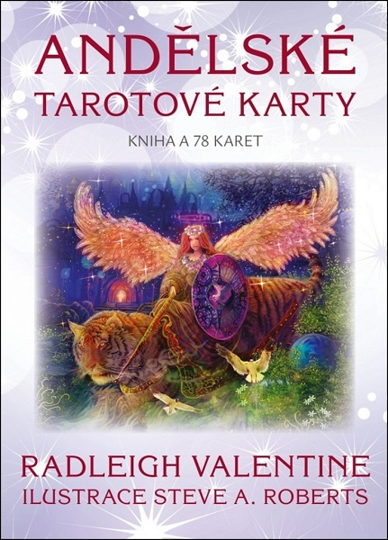 Andělské tarotové karty (kniha a 78 karet)