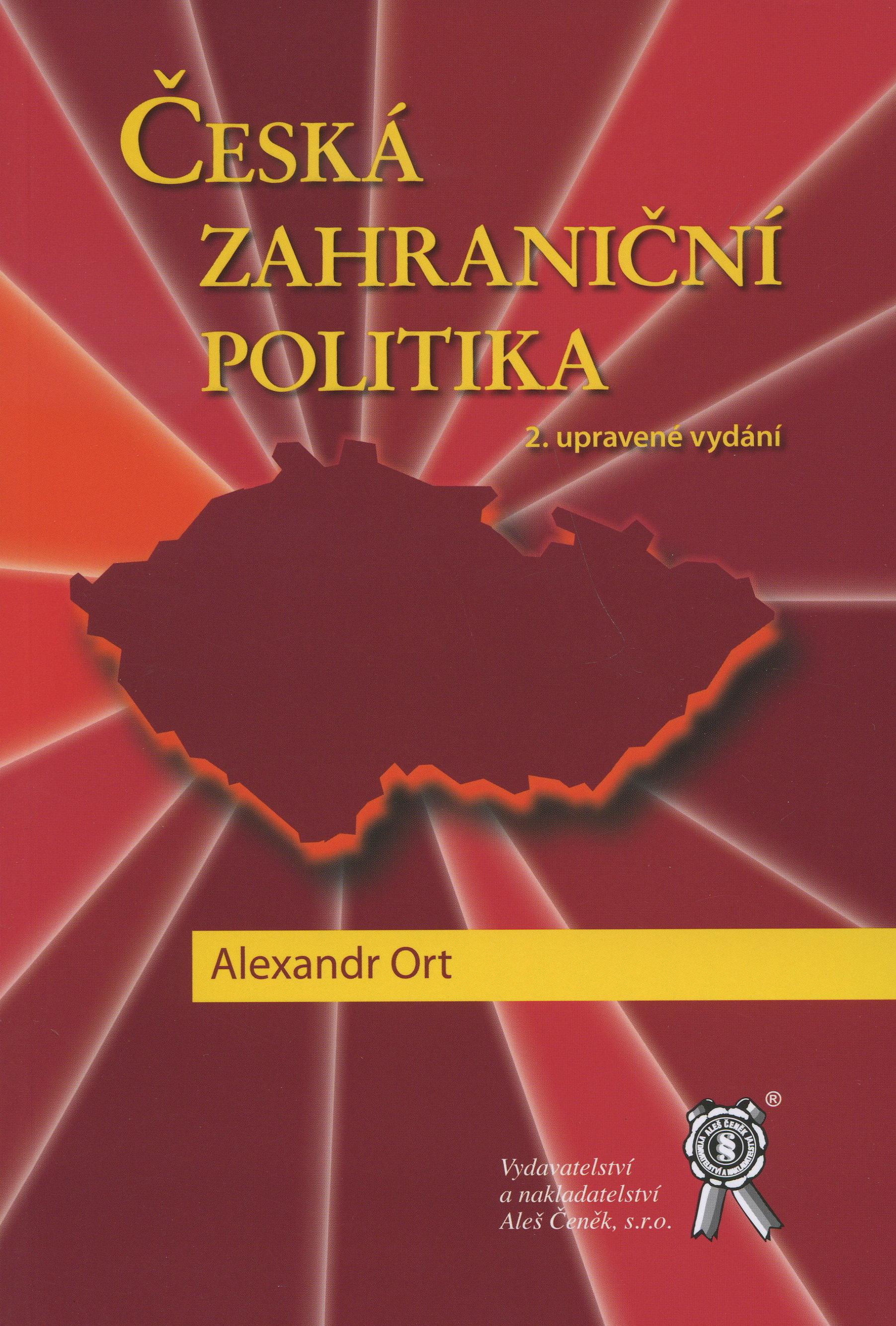 Česká zahraniční politika - 2. vydání