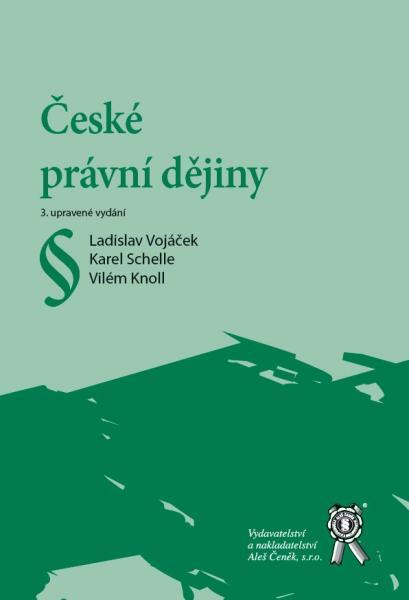 České právní dějiny