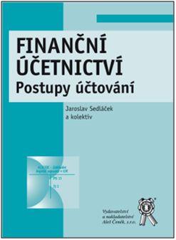Finanční účetnictví - Postupy účtování