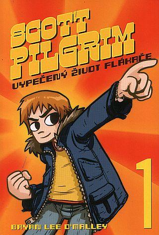 Scott Pilgrim 1 - Vypečený život flákače