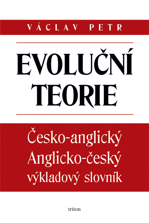 Evoluční teorie - výkladový slovník