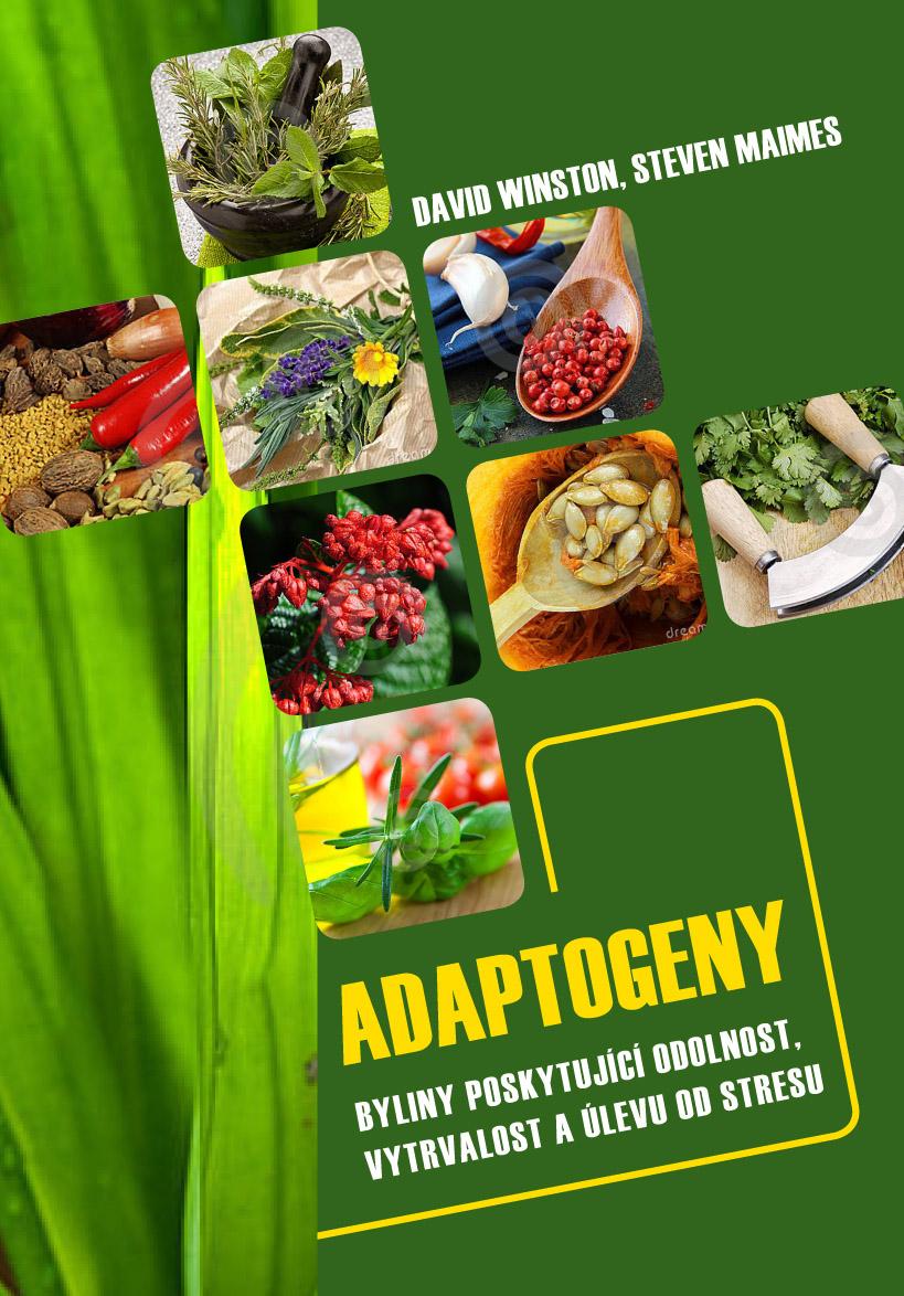 Adaptogeny - byliny poskytující odolnost, vytrvalost a úlevu od stresu
