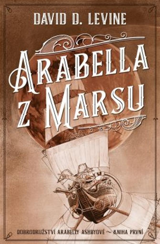 Arabella z Marsu - Dobrodružství Arabelly Ashby 1