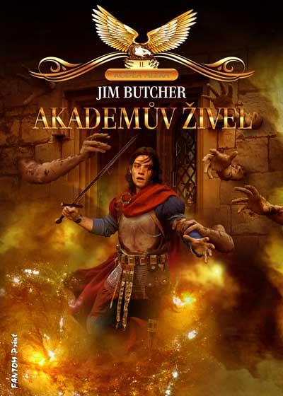 Akademův živel - Kodex Alera 2