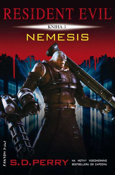 Resident Evil: Nemesis - Kniha 5
