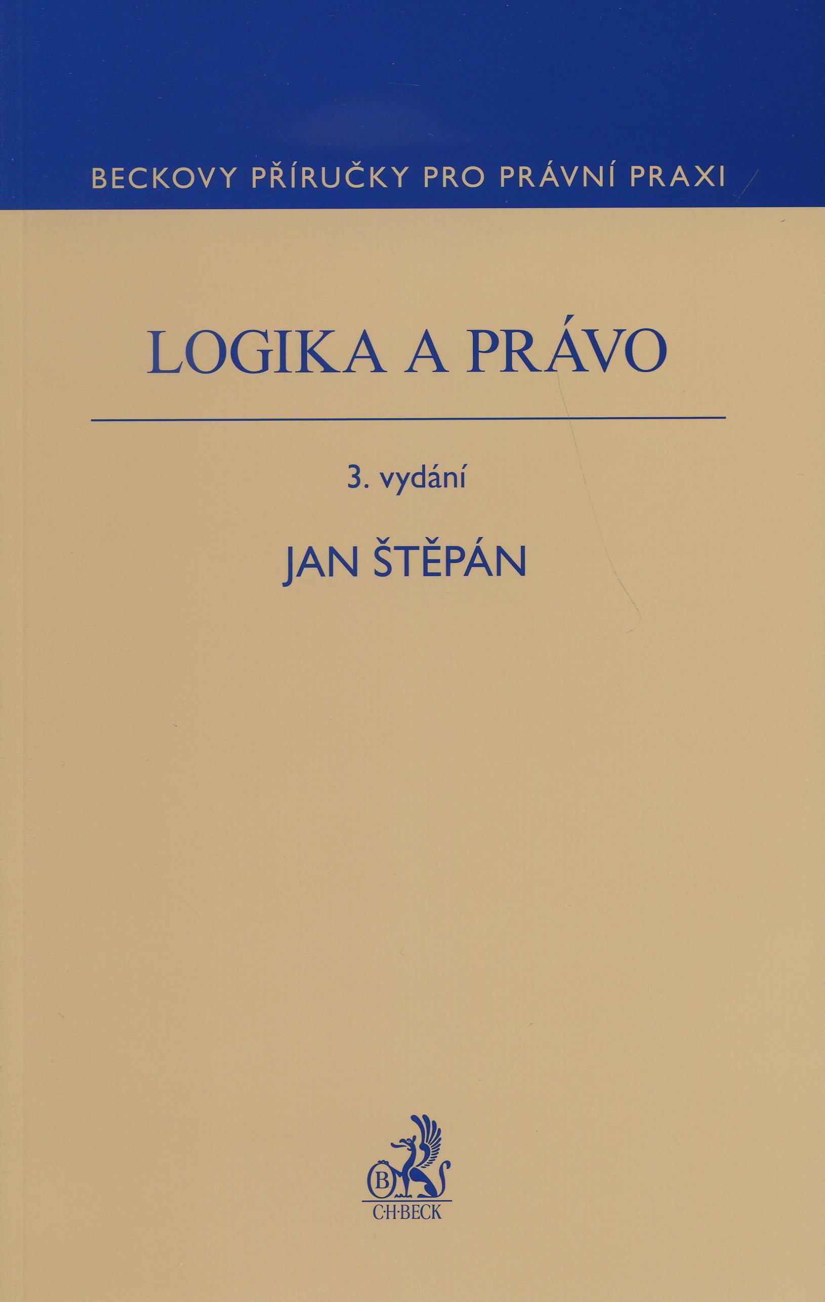 Logika a právo - 3. vydání