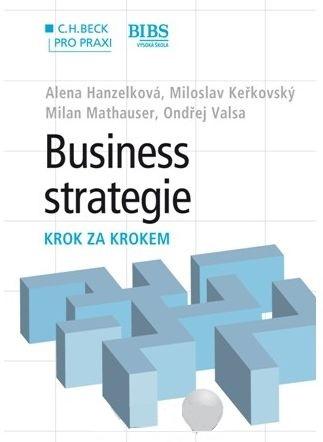 Business strategie. Krok za krokem - Krok za krokem