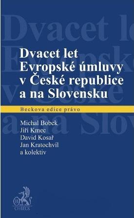 Dvacet let Evropské úmluvy v České republice a na Slovensku