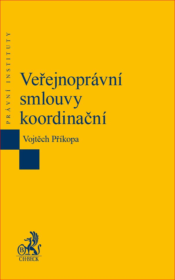 Veřejnoprávní smlouvy koordinační