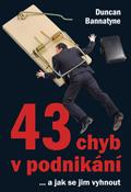 43 chyb v podnikání...a jak se jim vyhnout