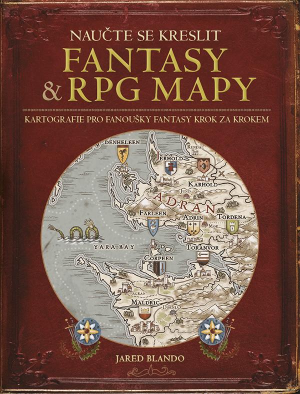 Naučte se kreslit fantasy a RPG mapy