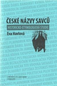 České názvy savců - Historicko-etymologická studie
