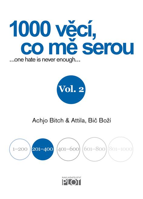 1000 věcí, co mě serou, Vol. 2