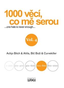 1000 věcí, co mě serou, Vol. 4