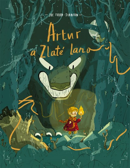 Artur a zlaté lano - Bájná pokladnice profesora Brownstona
