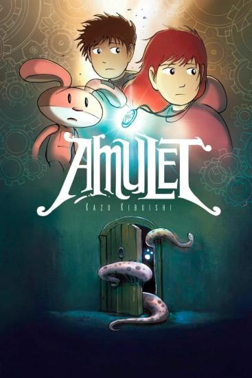 Amulet 1 - Paní kamene