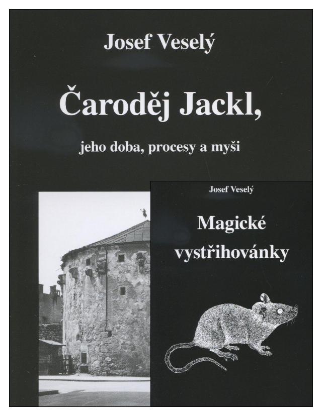 Čaroděj Jackl + Magické vystřihovánky