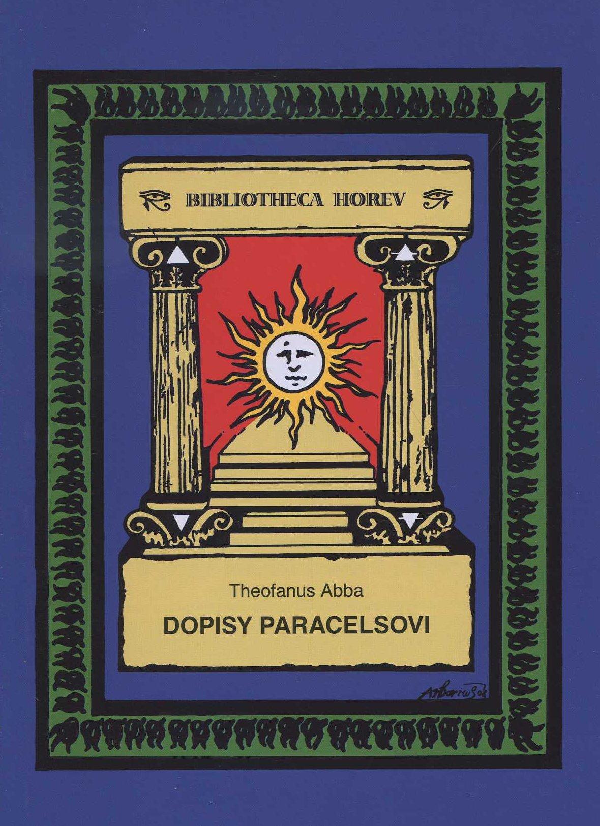 Dopisy Paracelsovi