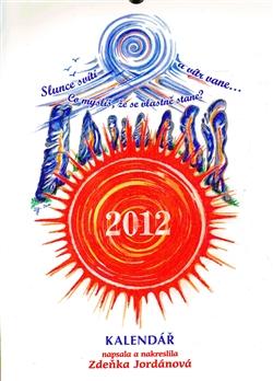 Kalendář 2012 - Jordánová
