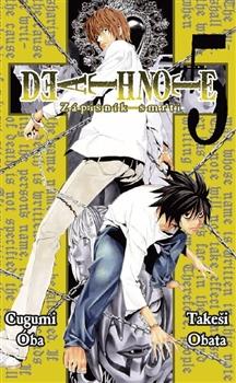 Death Note 5 - Zápisník smrti