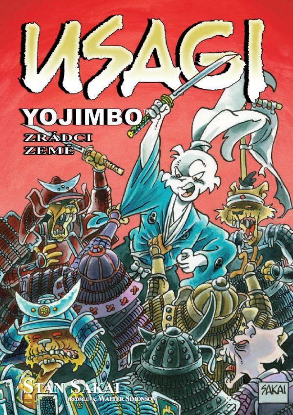 Usagi Yojimbo: Zrádci země