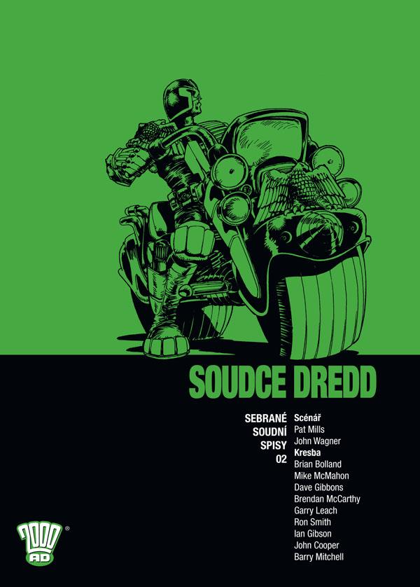 Soudce Dredd 2