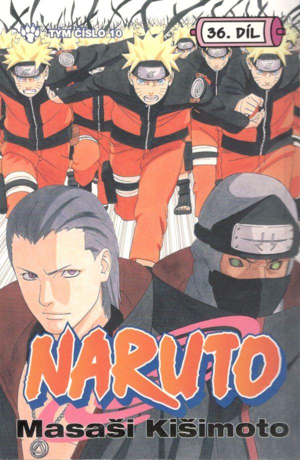 Naruto 36: Tým číslo 10