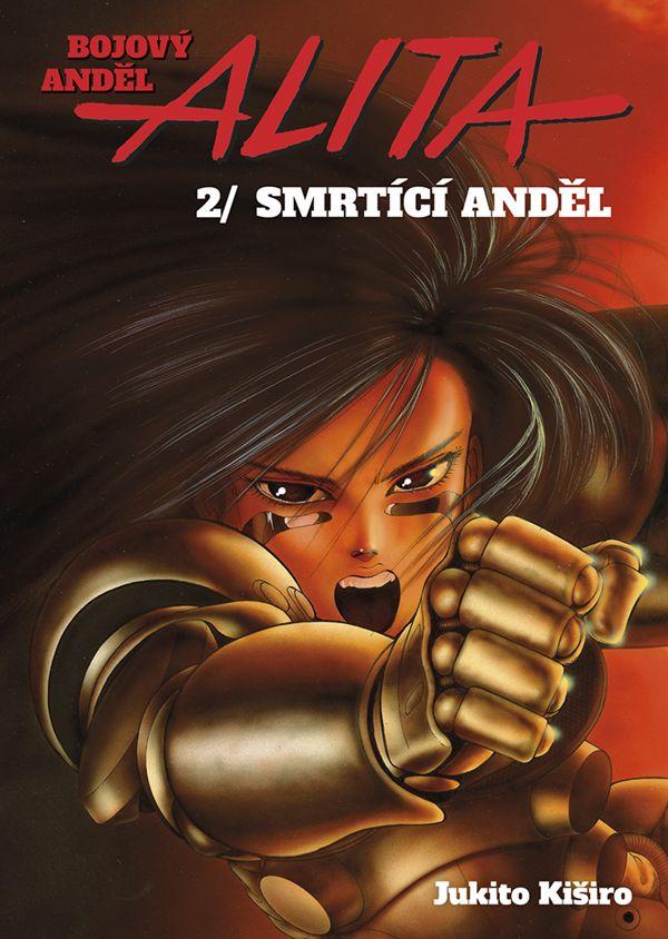 Bojový anděl Alita 2 - Smrtící anděl