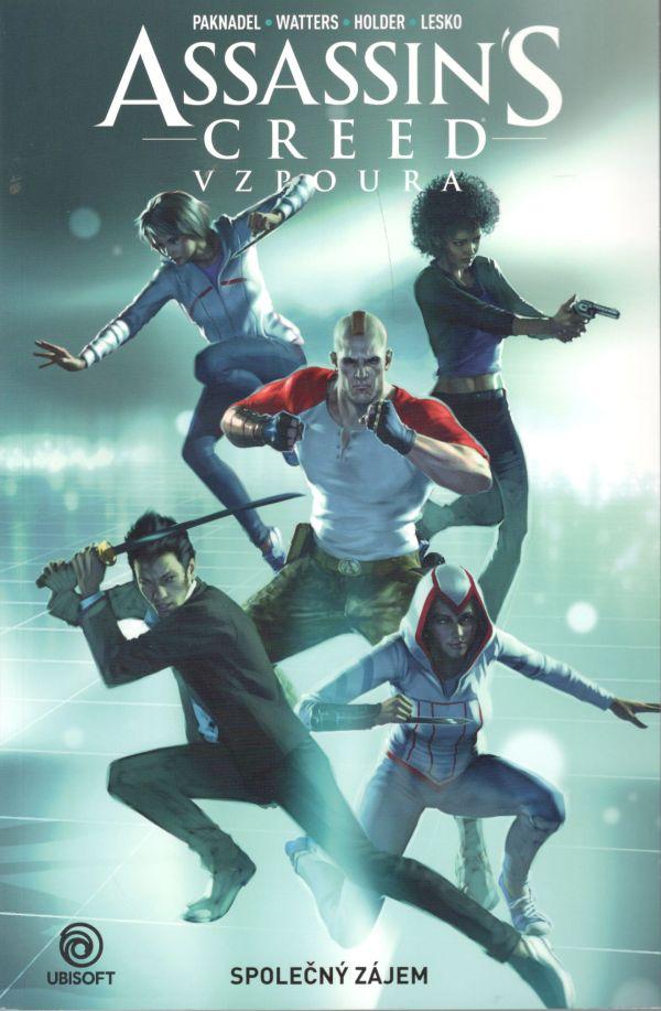 Assassins Creed Vzpoura: Společný zájem - Assassins Creed Vzpoura 1