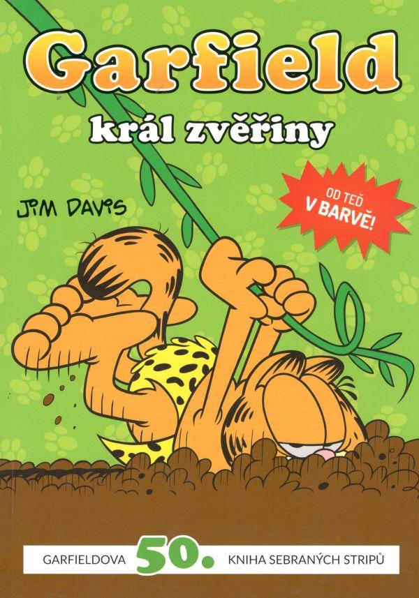 Garfield, král zvěřiny - 50. kniha sebraných Garfieldových stripů