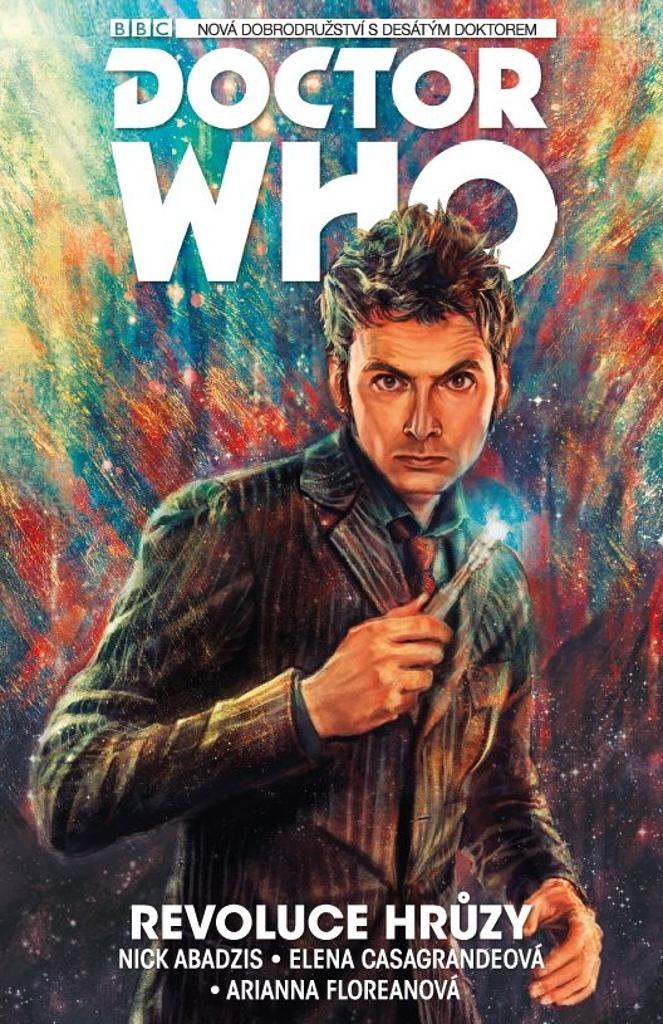 Doctor Who: Revoluce hrůzy - Nová dobrodružství s desátým doktorem