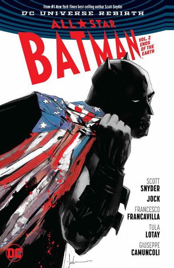 All-Star Batman 2: Konce světa (brož.) - Znovuzrození hrdinů DC