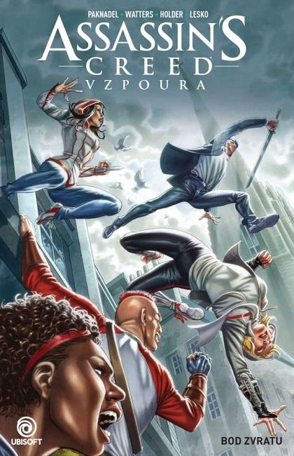 Assassins Creed Vzpoura 2: Bod zvratu - Assassins Creed Vzpoura 2