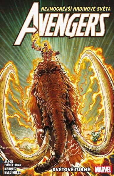 Avengers 2: Světové turné - Nejmocnější hrdinové světa
