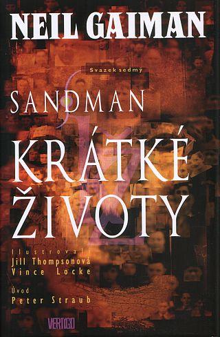Sandman 8: Krátké životy (2.vyd.)