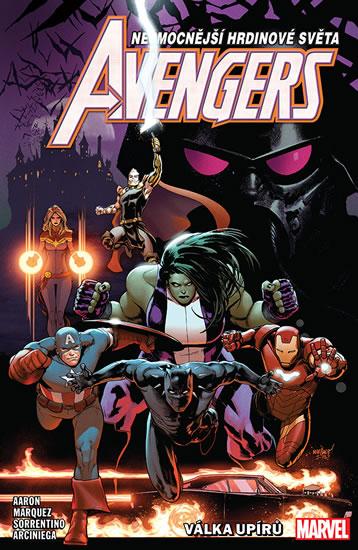 Avengers 3: Válka upírů