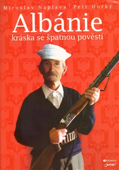 Albánie - Kráska se špatnou pověstí – dárkové provedení s DVD
