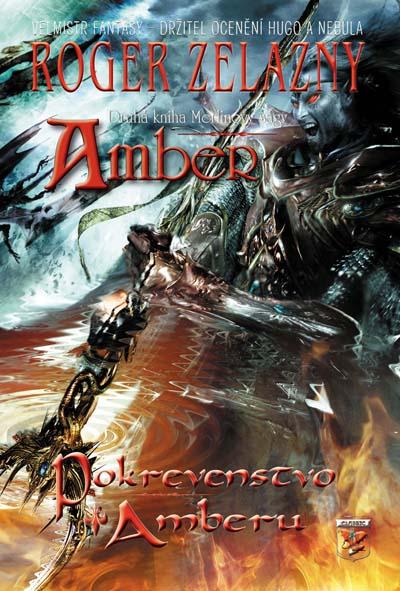 Amber - Pokrevenstvo Amberu - Druhá kniha Merlinovy ságy, kniha 7