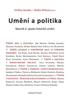 Umění a politika - Sborník 4. sjezdu historiků umění